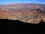 Wzdłuż Wielkiego Kanionu, oraz Horseshoe Bend, Arizona, USA, 2017