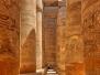 Karnak i świątynia Hatszepsut, Egipt, 2018
