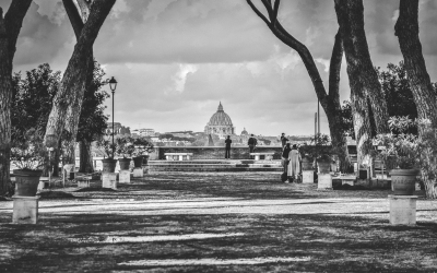 Rzym, Włochy, 2019