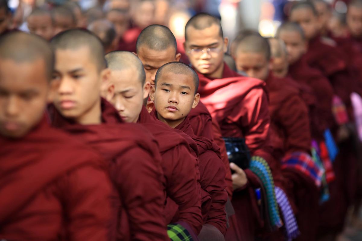 W skrócie: Mjanma 2016
