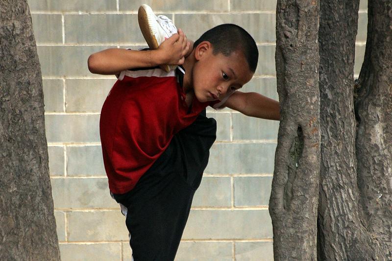 Shaolin, Chiny