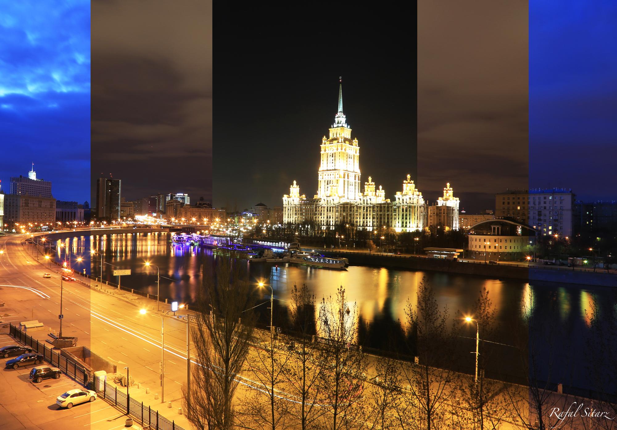 Moskwa, Rosja, 2015