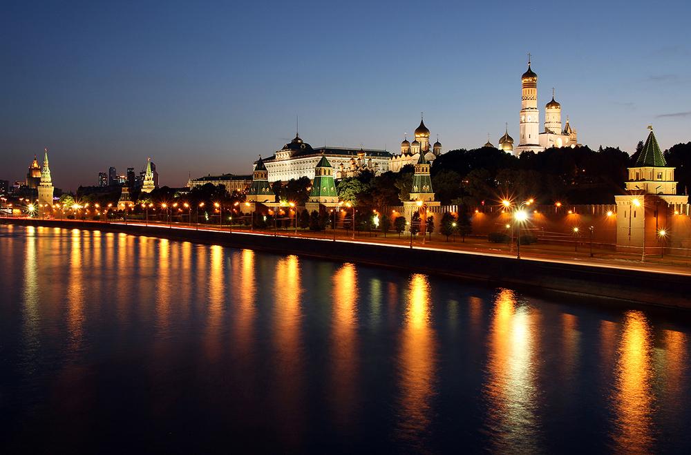 Moskwa i Petersburg.
