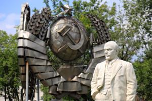 Cmentarz upadłych pomników, Moskwa, Rosja