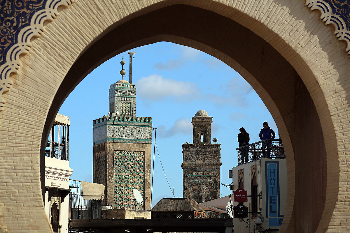 Fes, Maroko, 2015