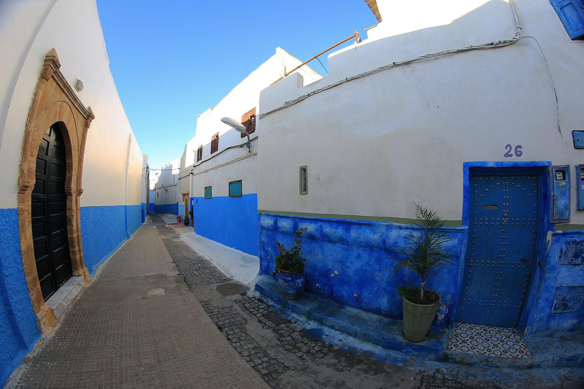 Rabat, Maroko, 2015