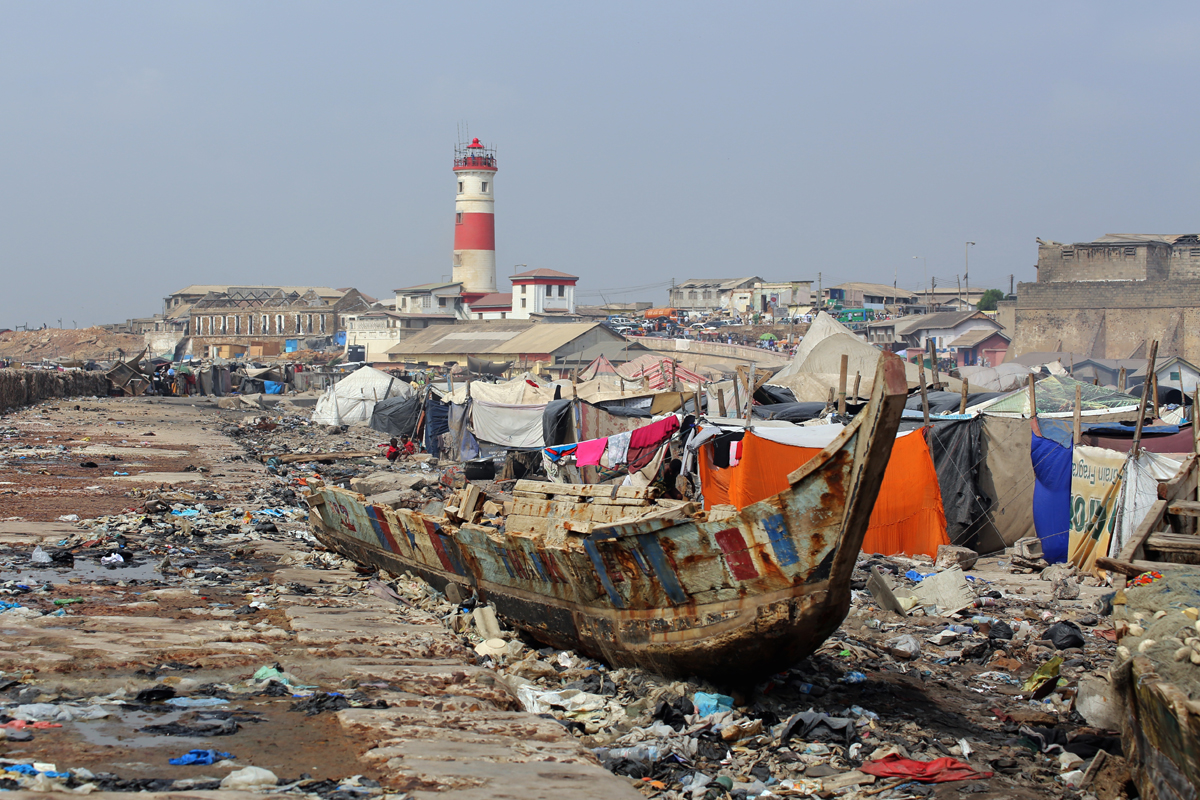 James Town, Akra, Ghana