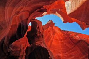 Kanion Antylopy, USA