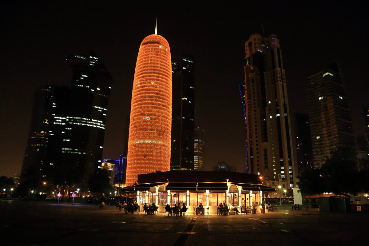 Doha, Qatar, 2017
