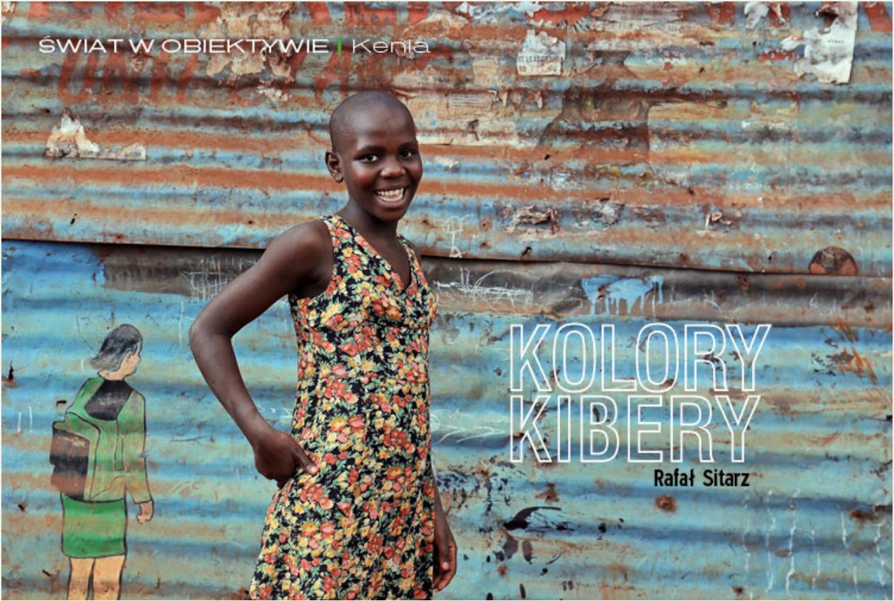 Poznaj Świat - Kolory Kibery