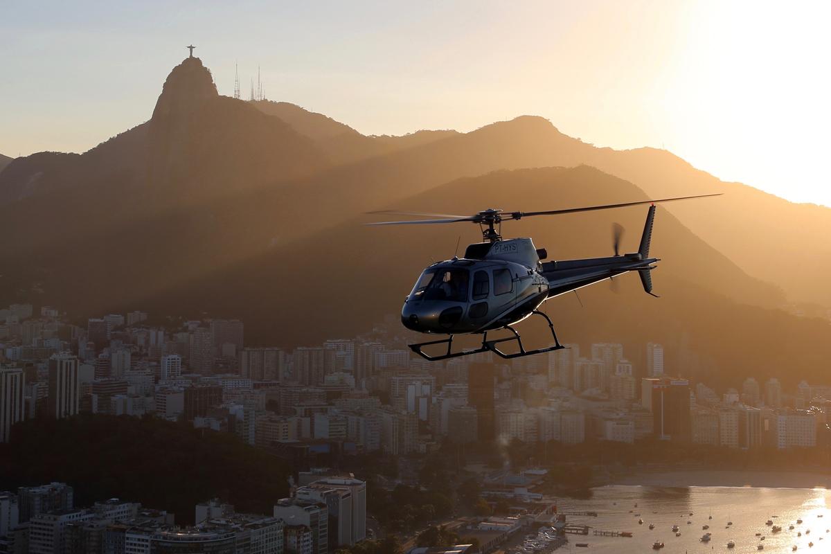 Rio de Janeiro, Brazylia, 2017