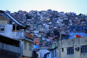 Rochinha, Rio de Janeiro, Brazylia